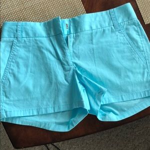 J. Crew Women's Chino Shorts!